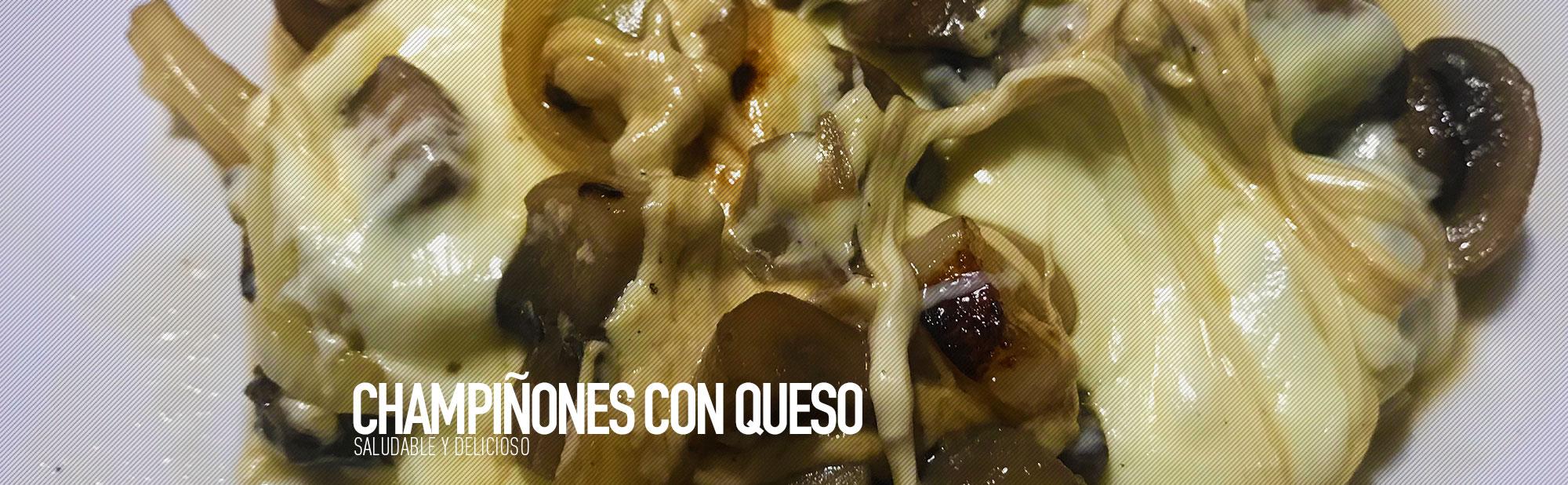 La Antojadera | Champiñones con Queso