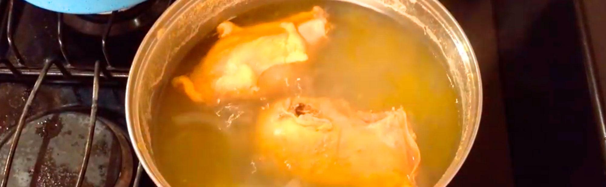 La Antojadera | Cocer Pechuga de Pollo