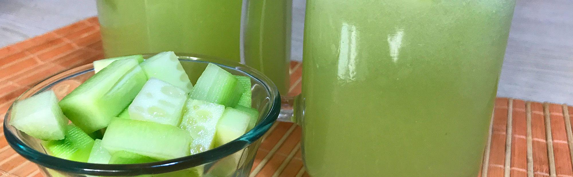 La Antojadera | Agua de Pepino con Limón