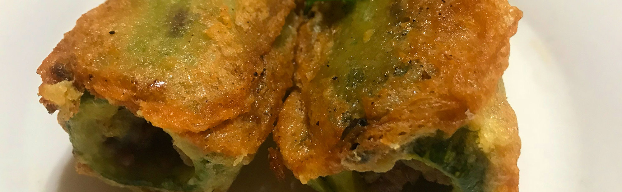 La Antojadera | Calabazas Rellenas de Carne Molida de Res Capeadas