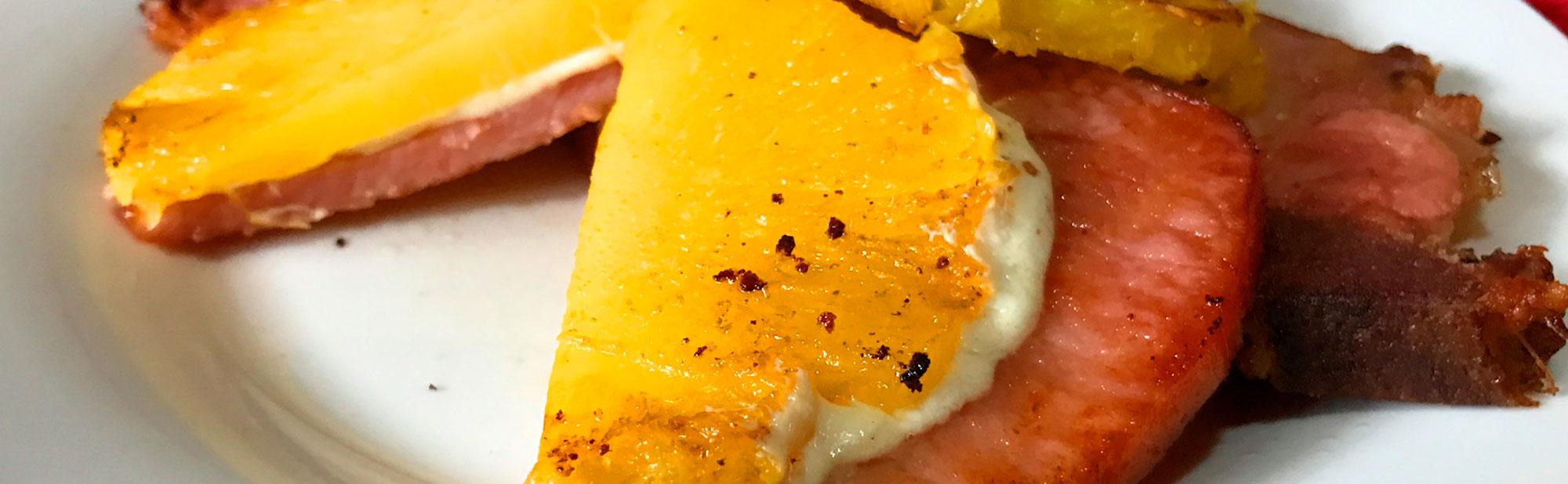 La Antojadera | Chuleta de Cerdo con Piña