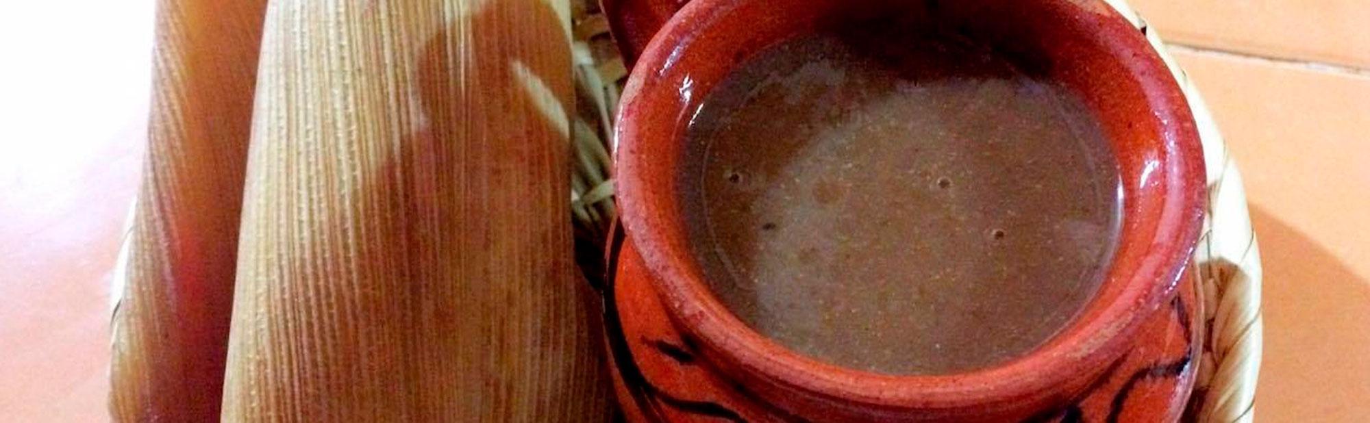 La Antojadera | Champurrado sin Leche