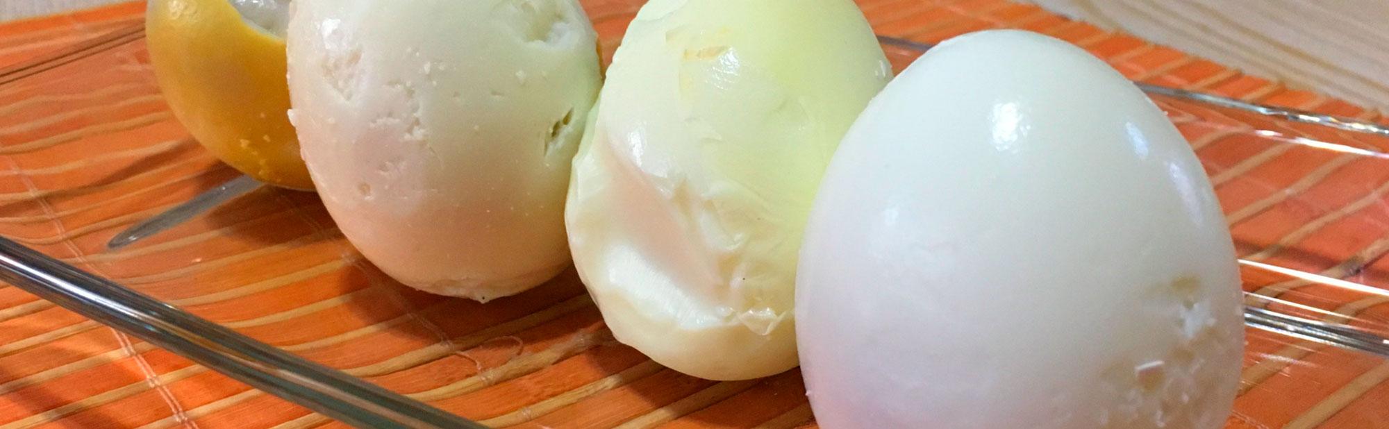 La Antojadera | Huevos Cocidos