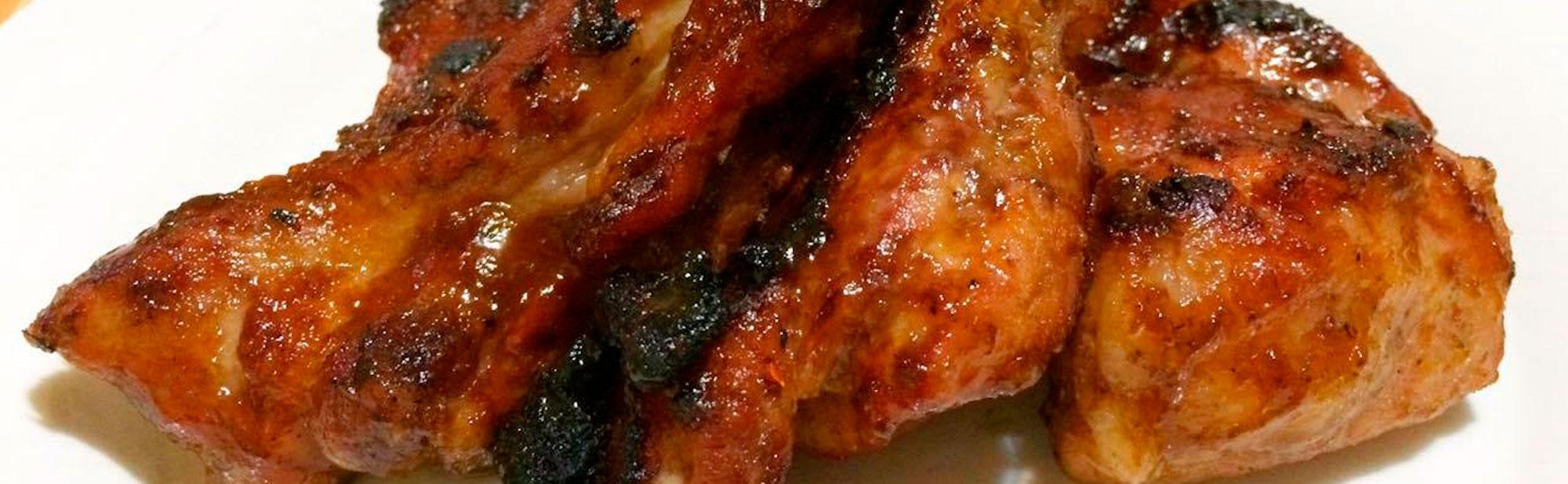 La Antojadera | Costillas de Cerdo a la BBQ