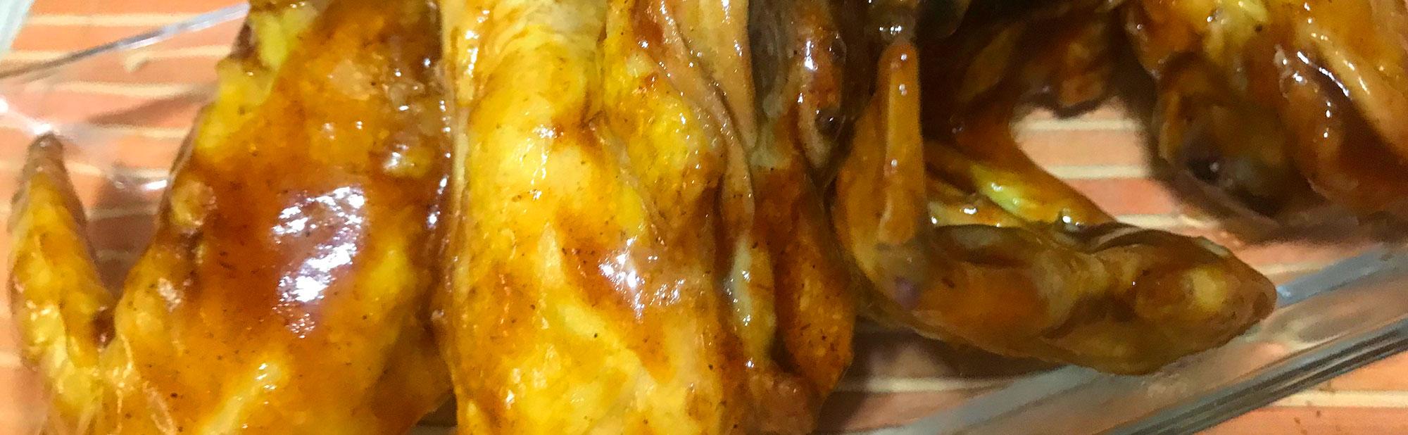 La Antojadera | Alitas BBQ