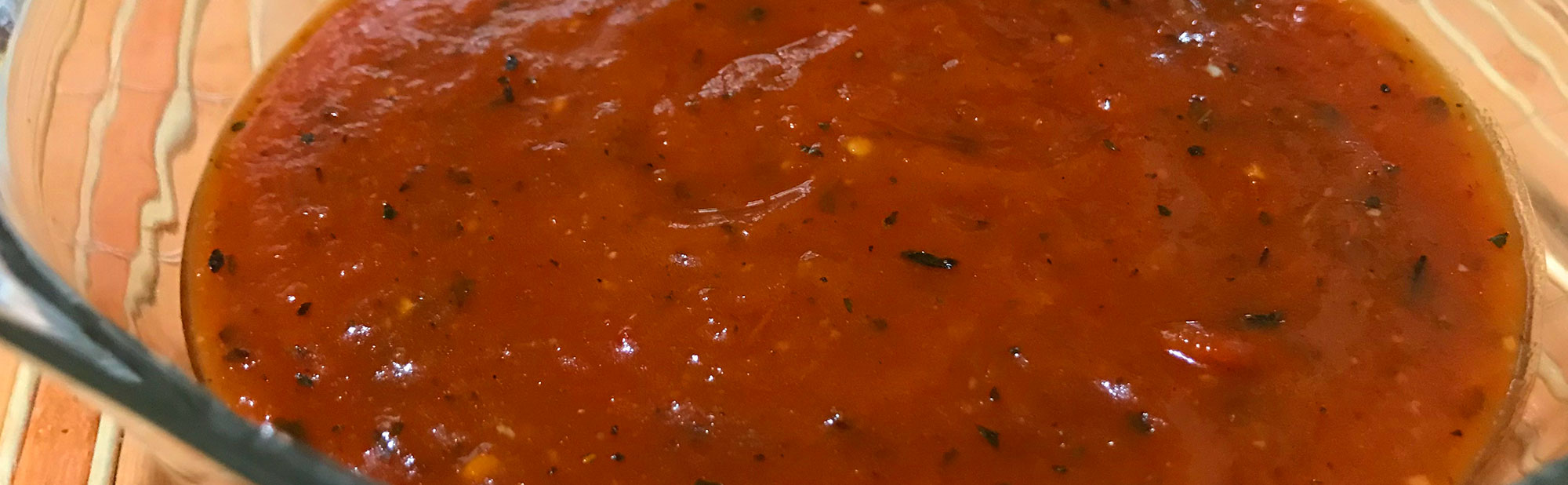 La Antojadera | Tomato Sauce for Pizza