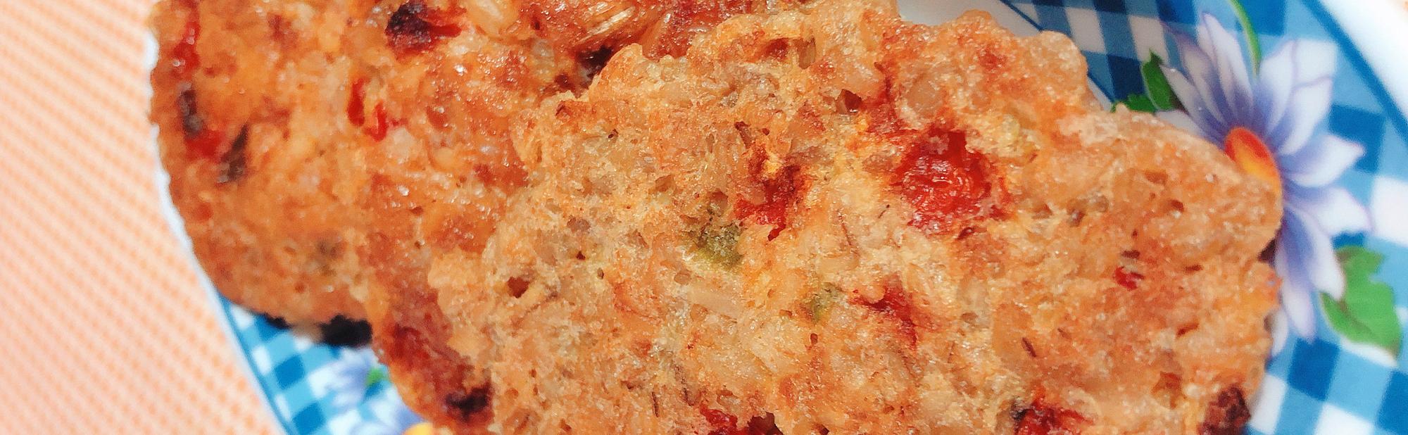 La Antojadera | Oatmeal Pancakes