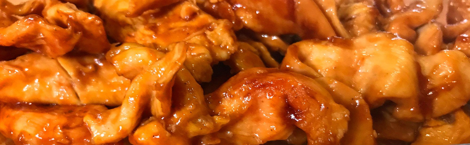 La Antojadera | Fajitas de Pollo BBQ
