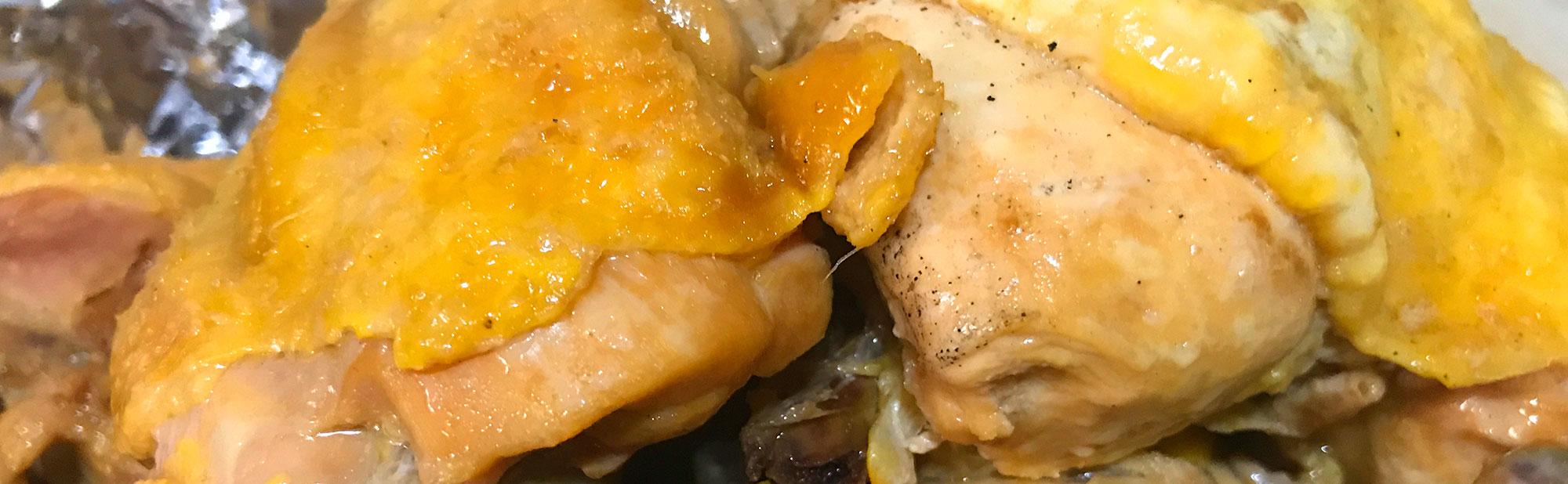 La Antojadera | Carnitas de Pollo