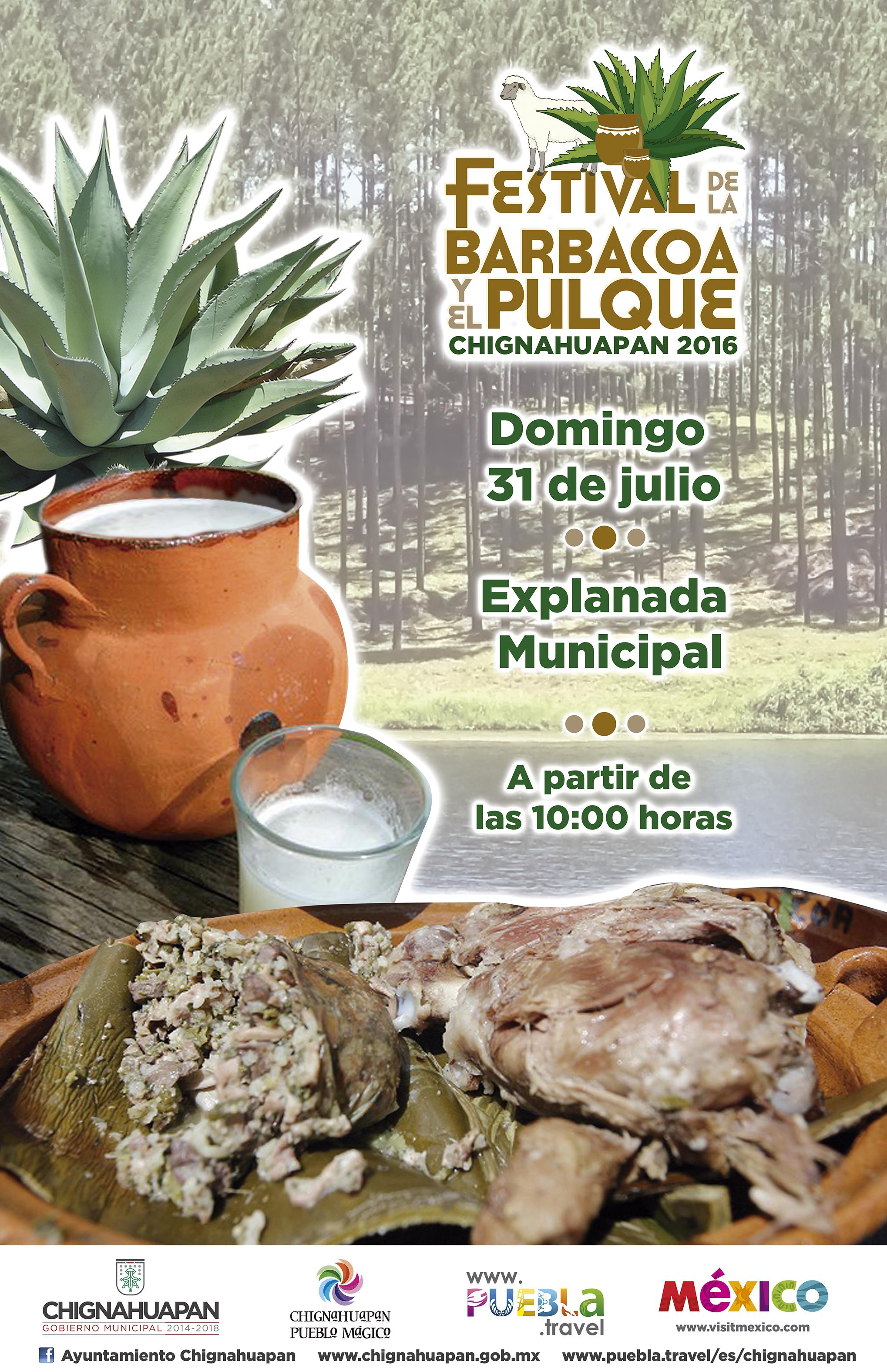 La Antojadera || Feria de la barbacoa y el pulque