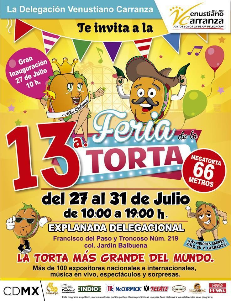 La Antojadera || Feria de la Torta