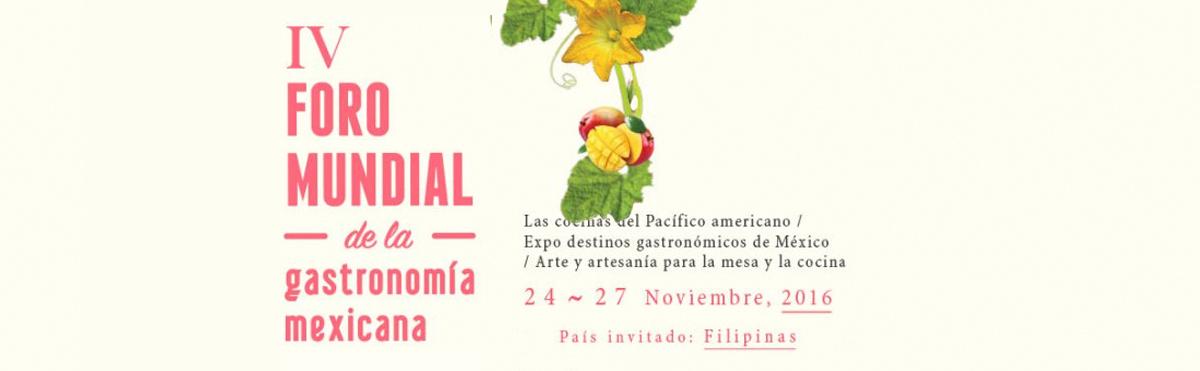 La Antojadera | IV Foro Mundial de la Gastronomía Mexicana