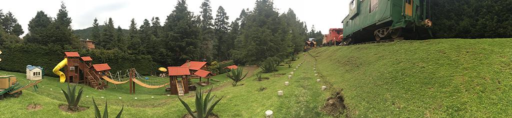 La Antojadera   La Estación, Los Vagones Cabañas