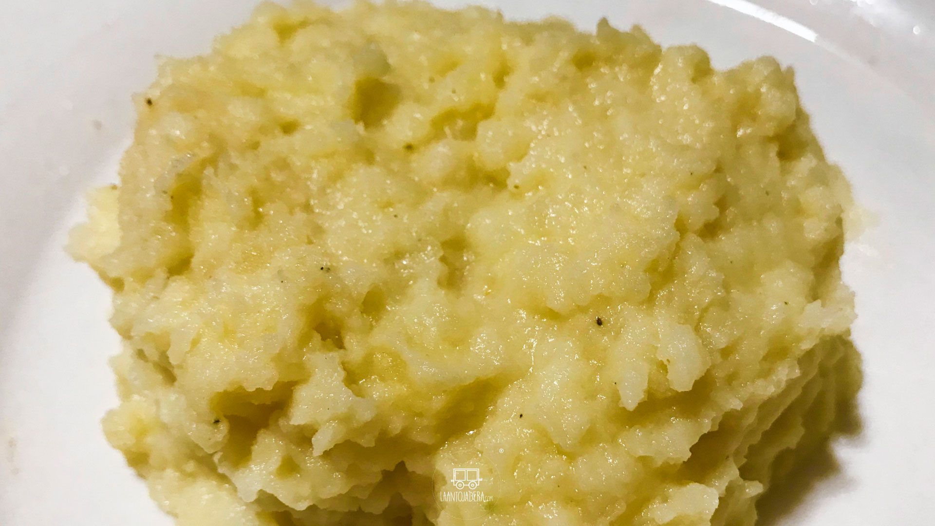 The Antojadera | Potato Puree