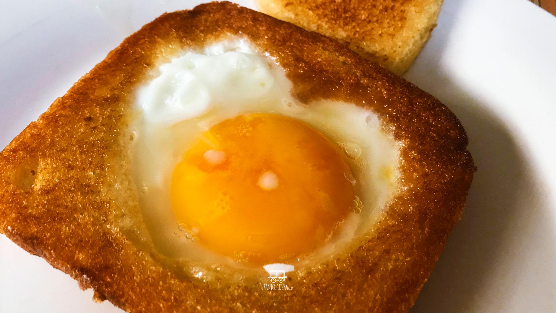 La Antojadera | Egg Starred Heart