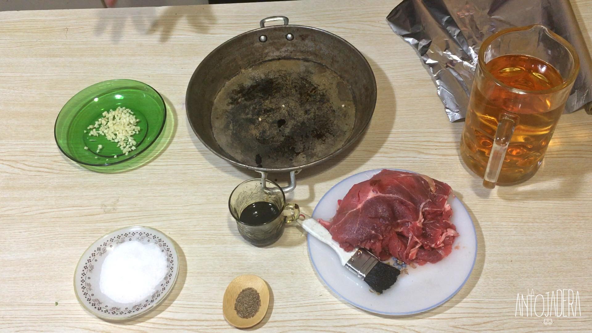 La Antojadera | Bistec Marinado en Cerveza