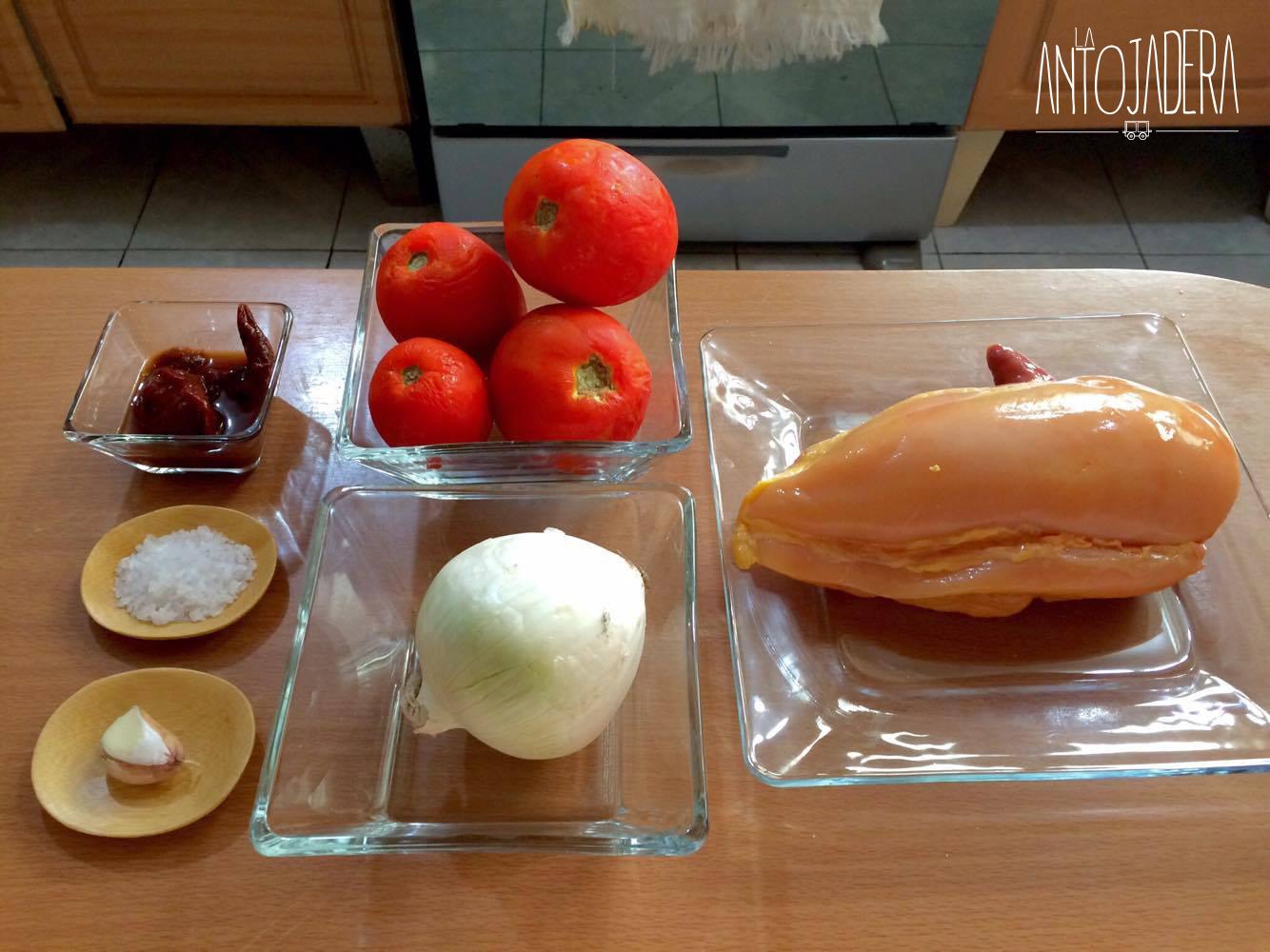 La Antojadera | Tinga de Pollo