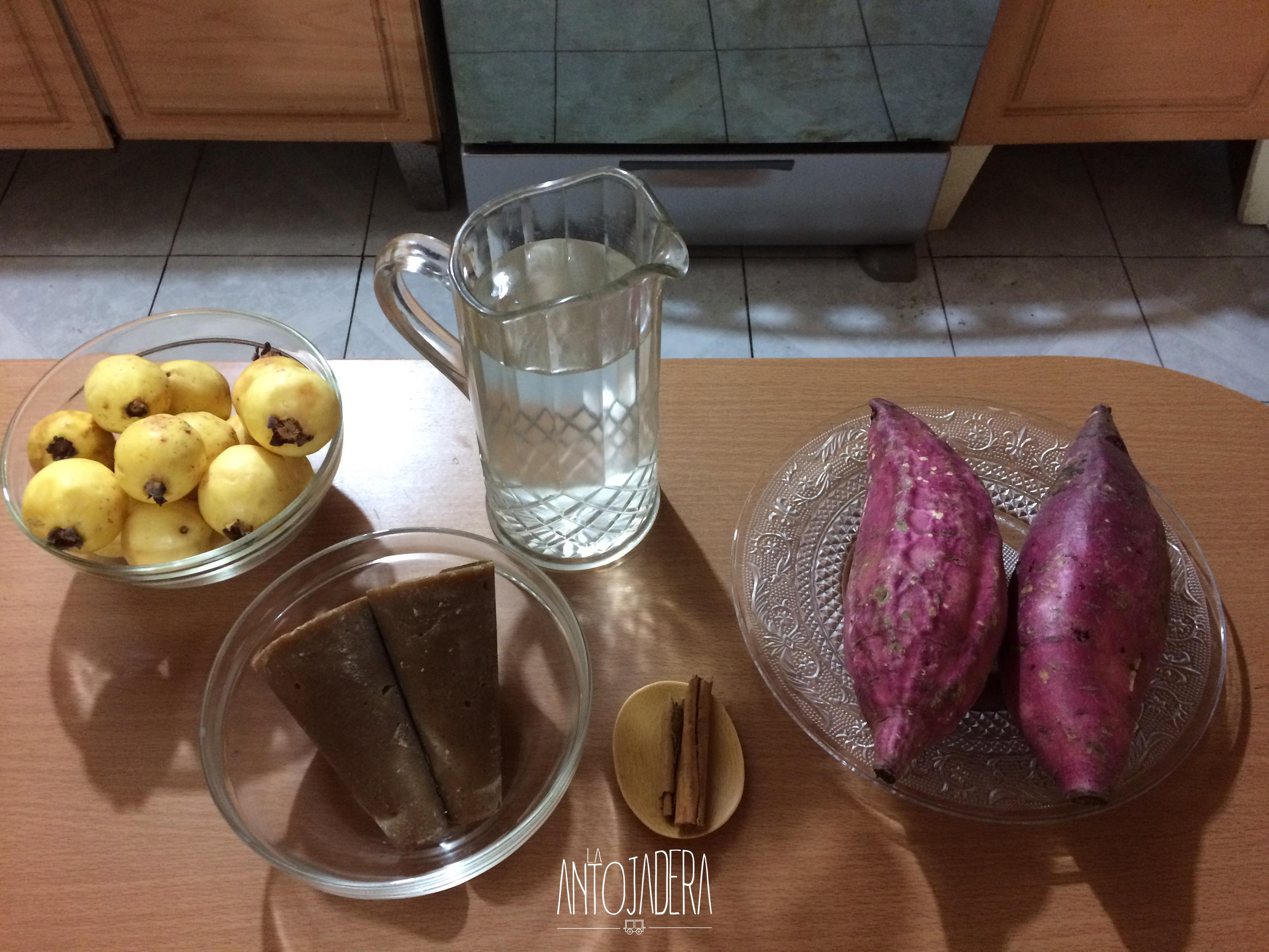 La Antojadera | Cajeta de Camote con Guayaba