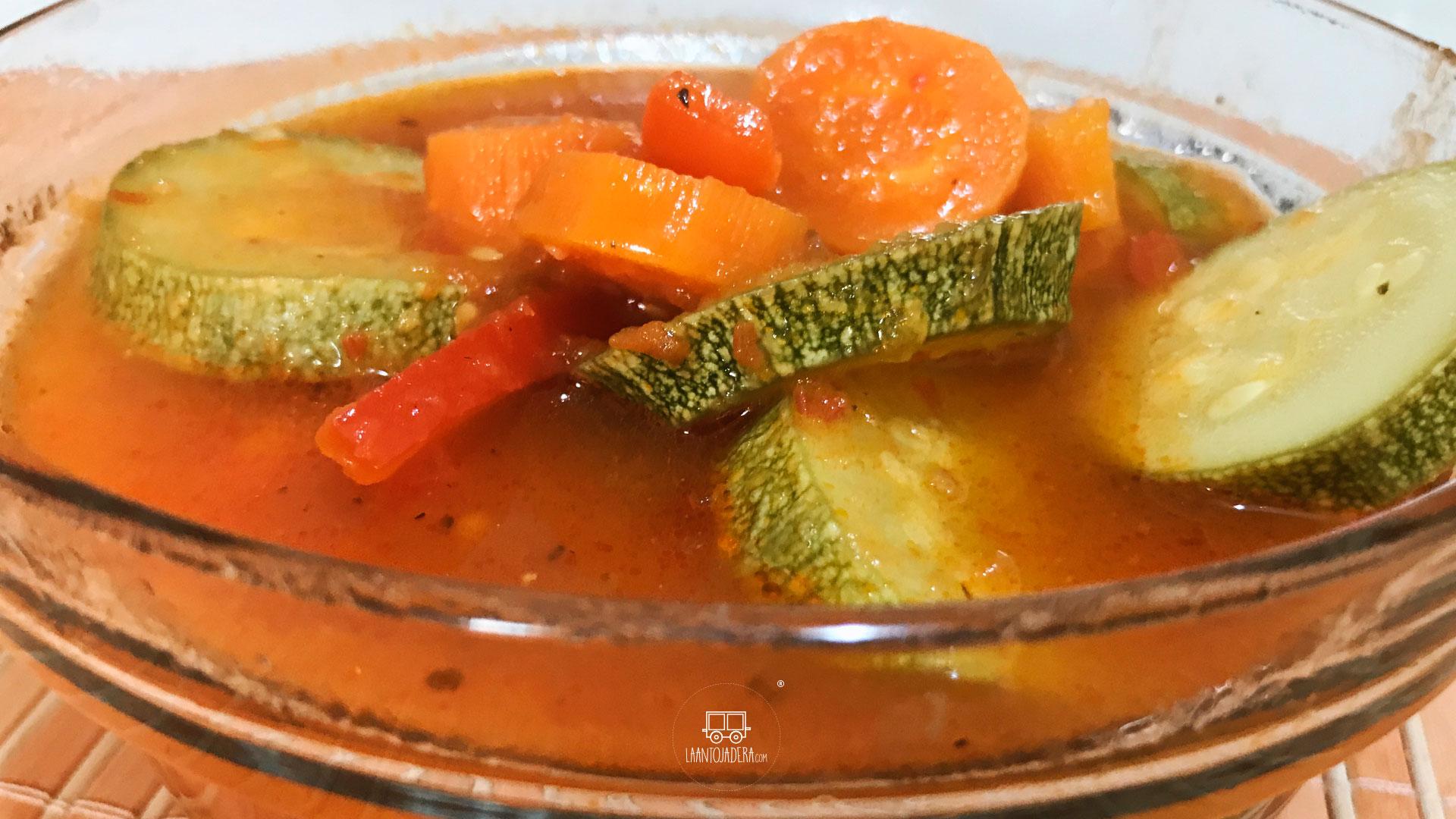 La Antojadera | Sopa de Zanahoria y Calabazas