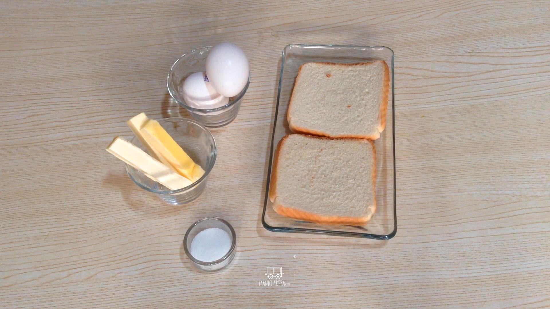 La Antojadera | Egg Estrellado Corazón