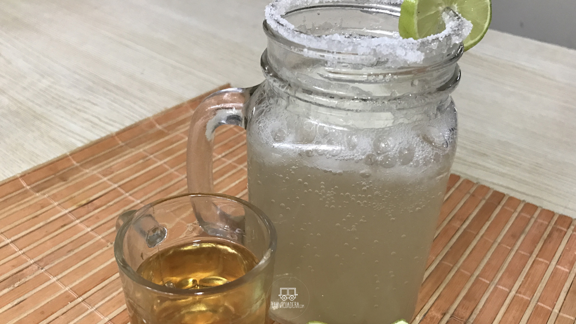 La Antojadera | Paloma con Tequila