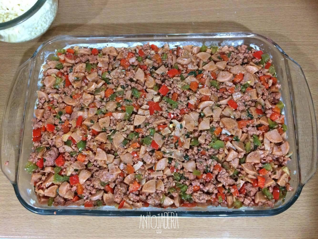 La Antojadera | Pastel de Carne