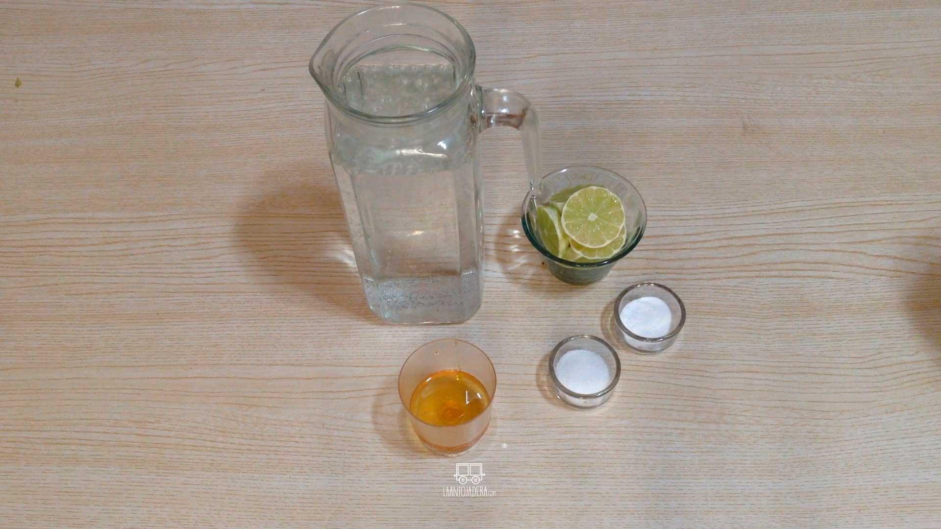 La Antojadera | Agua Detox
