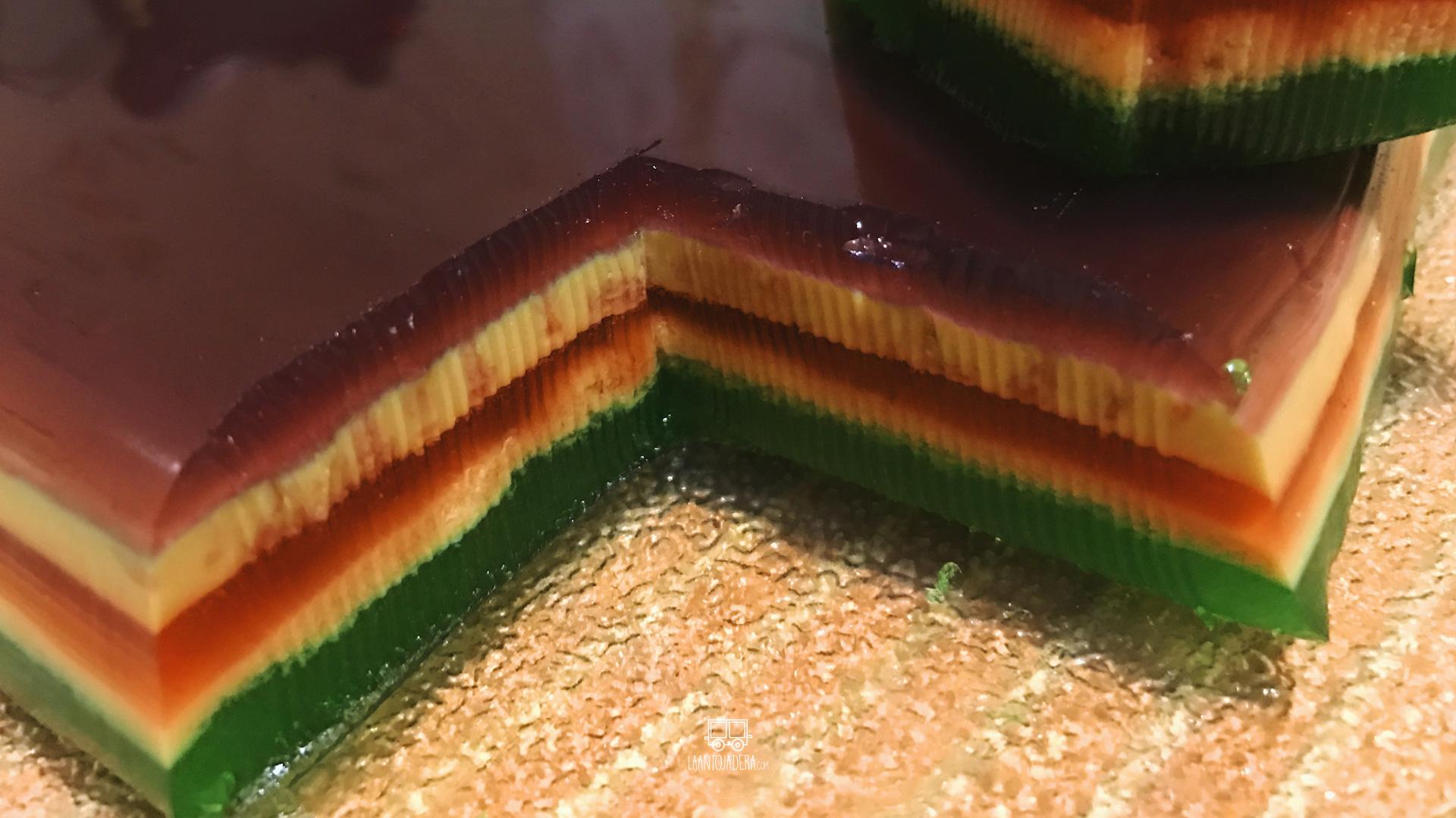La Antojadera | Gelatina de Colores