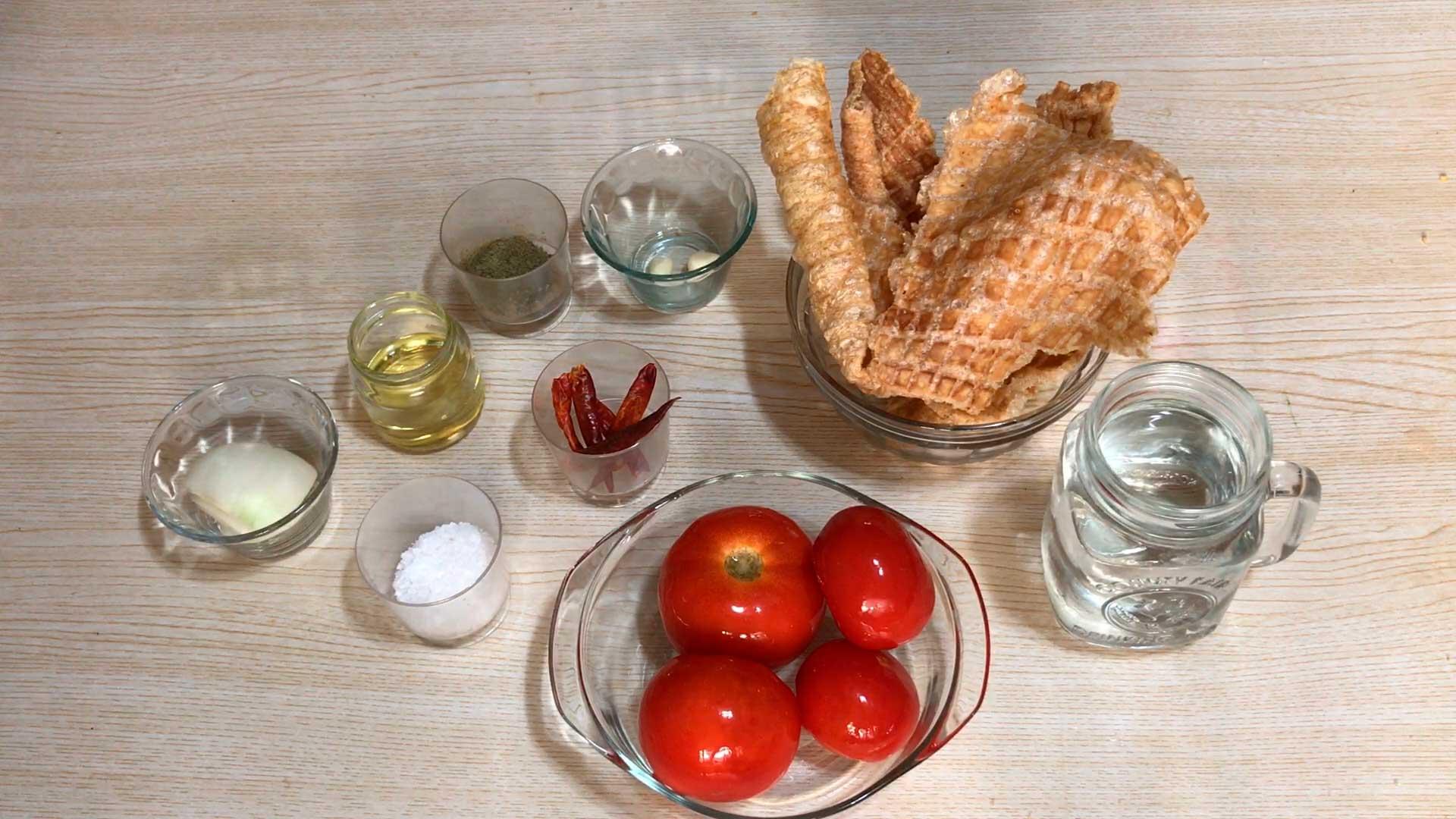 La Antojadera | Chicharrón en Salsa Roja