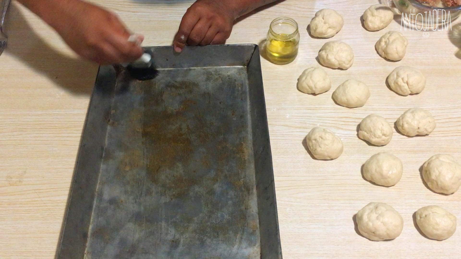 La Antojadera | Empanada Frita