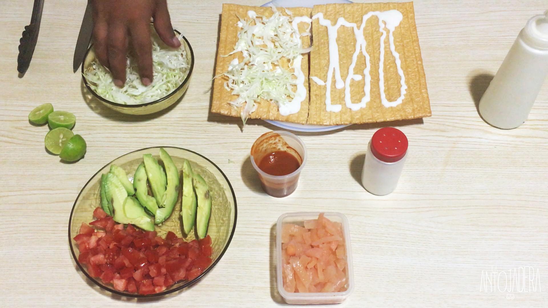 La Antojadera | Chicharrón Preparado