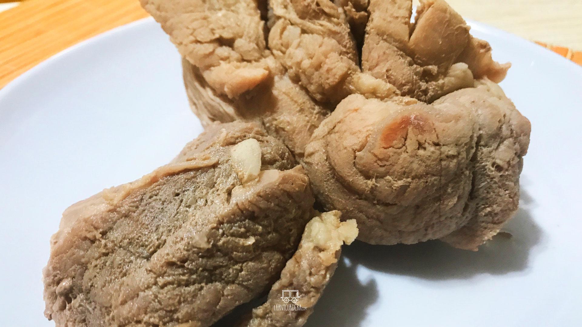 La Antojadera | Cocer Pierna de Cerdo