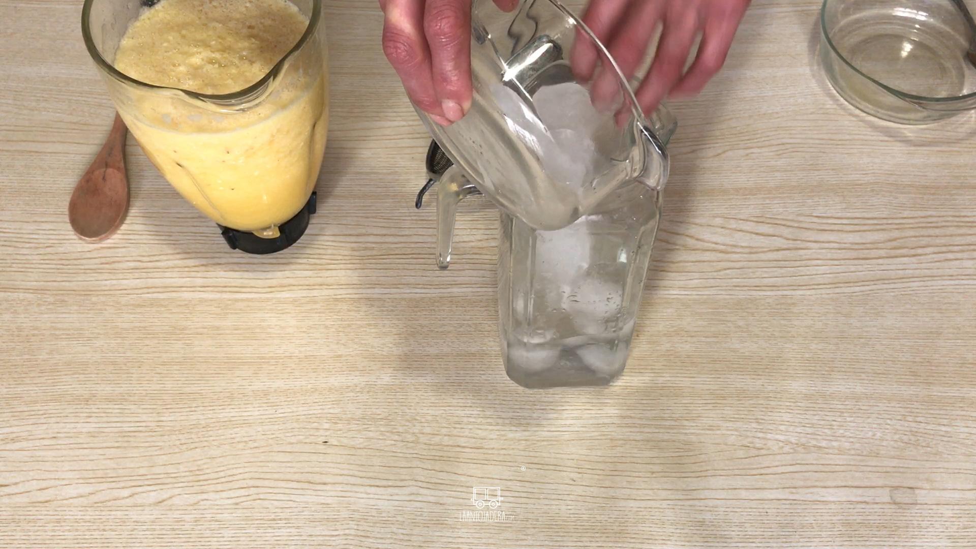 La Antojadera | Agua de Naranja