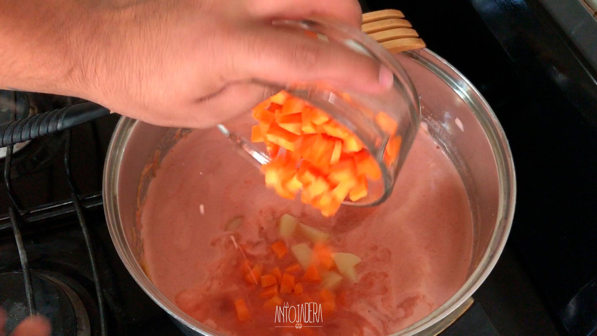 La Antojadera | Sopa de Fideo
