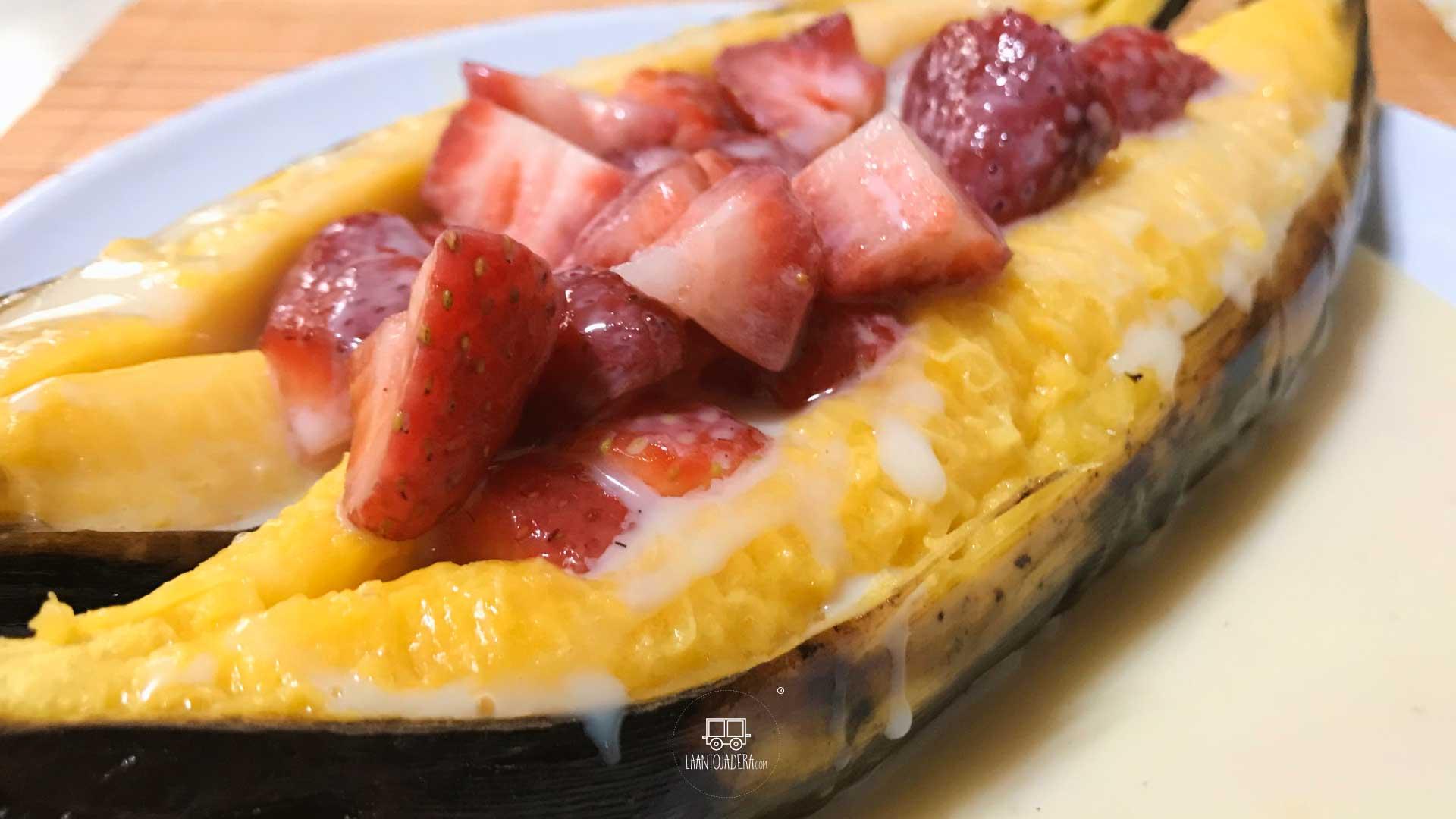 La Antojadera | Plátanos de Carrito