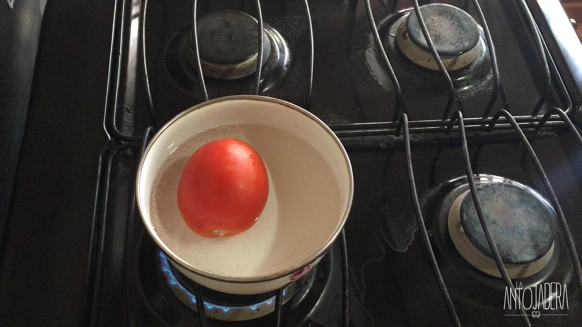 La Antojadera | Salsa de Tomate