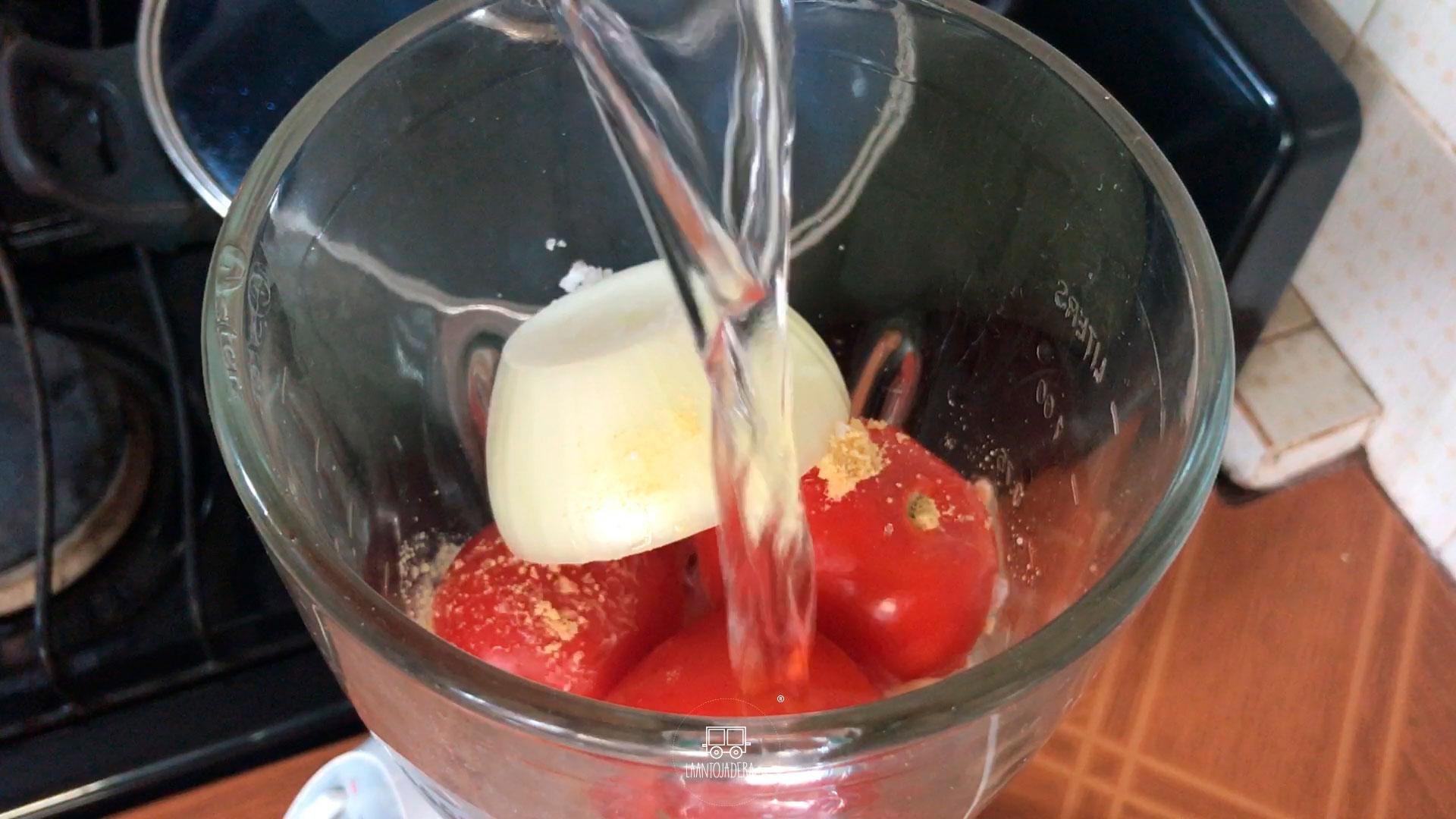 La Antojadera | Sopa de Lentejas Charras