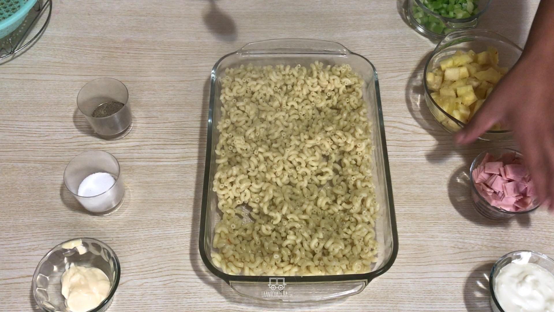 La Antojadera | Sopa de Codito Fría