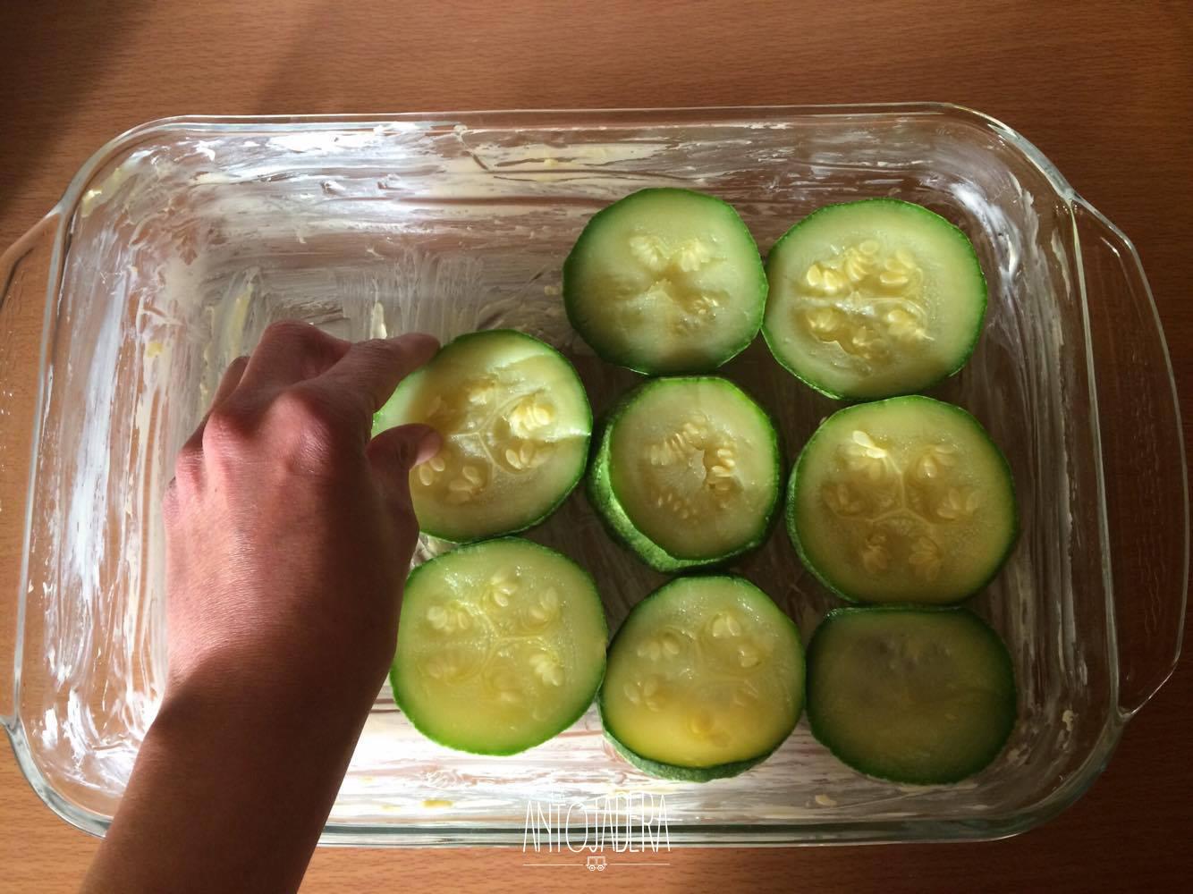 La Antojadera | Calabazas Gratinadas al Horno