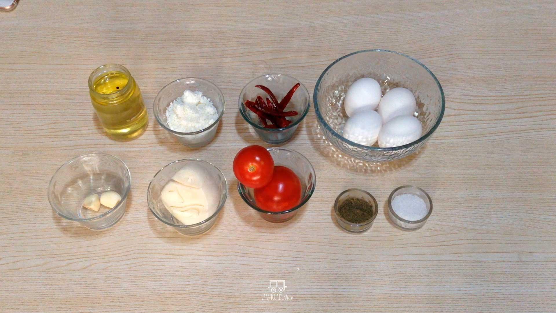 La Antojadera | Huevos al Albañil