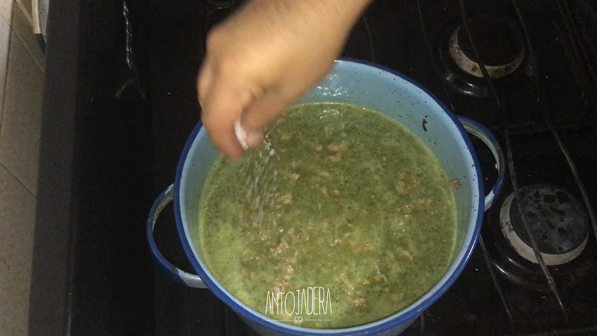 La Antojadera | Carne en su Jugo