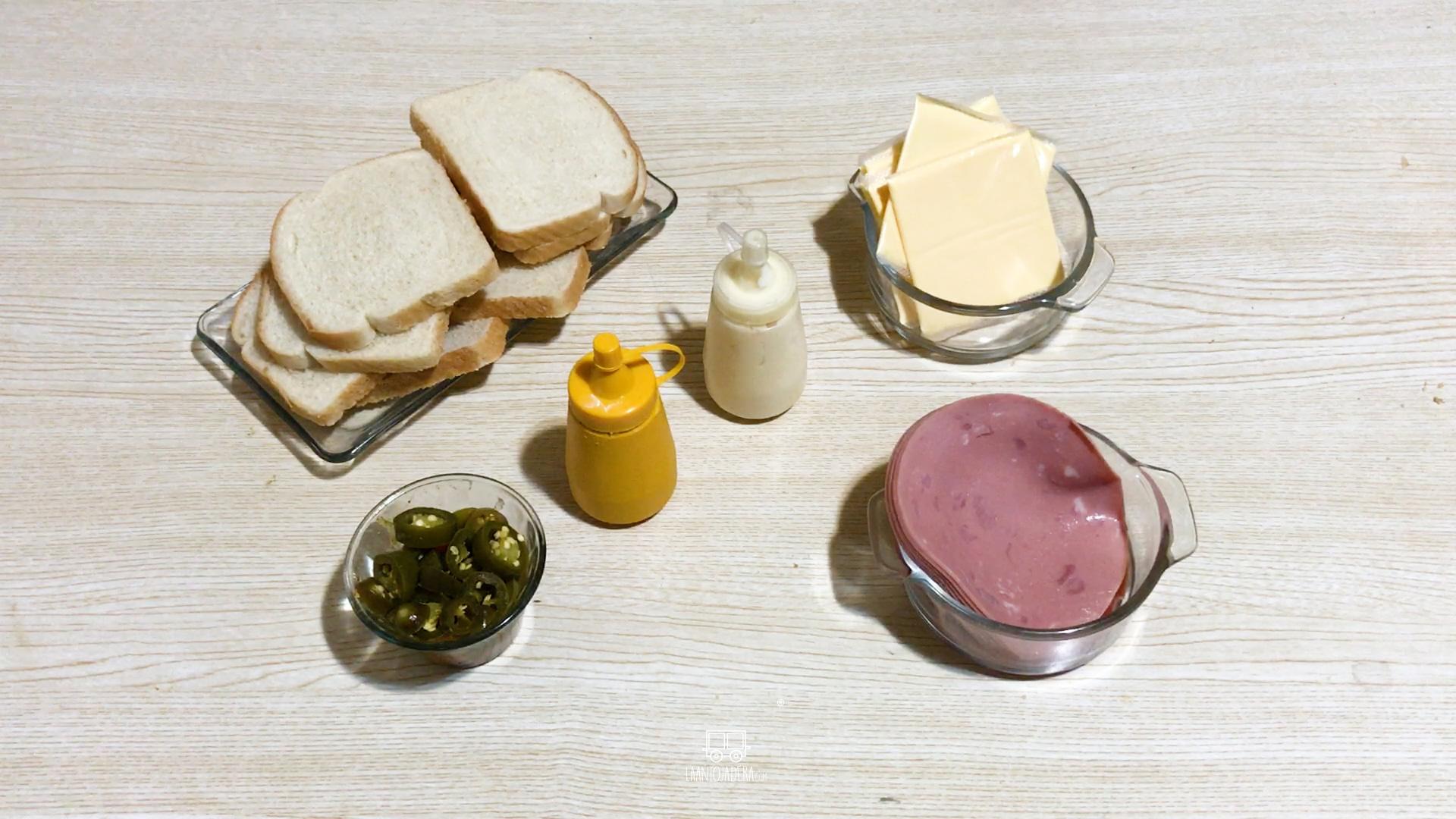 La Antojadera | Rollo de Sandwich