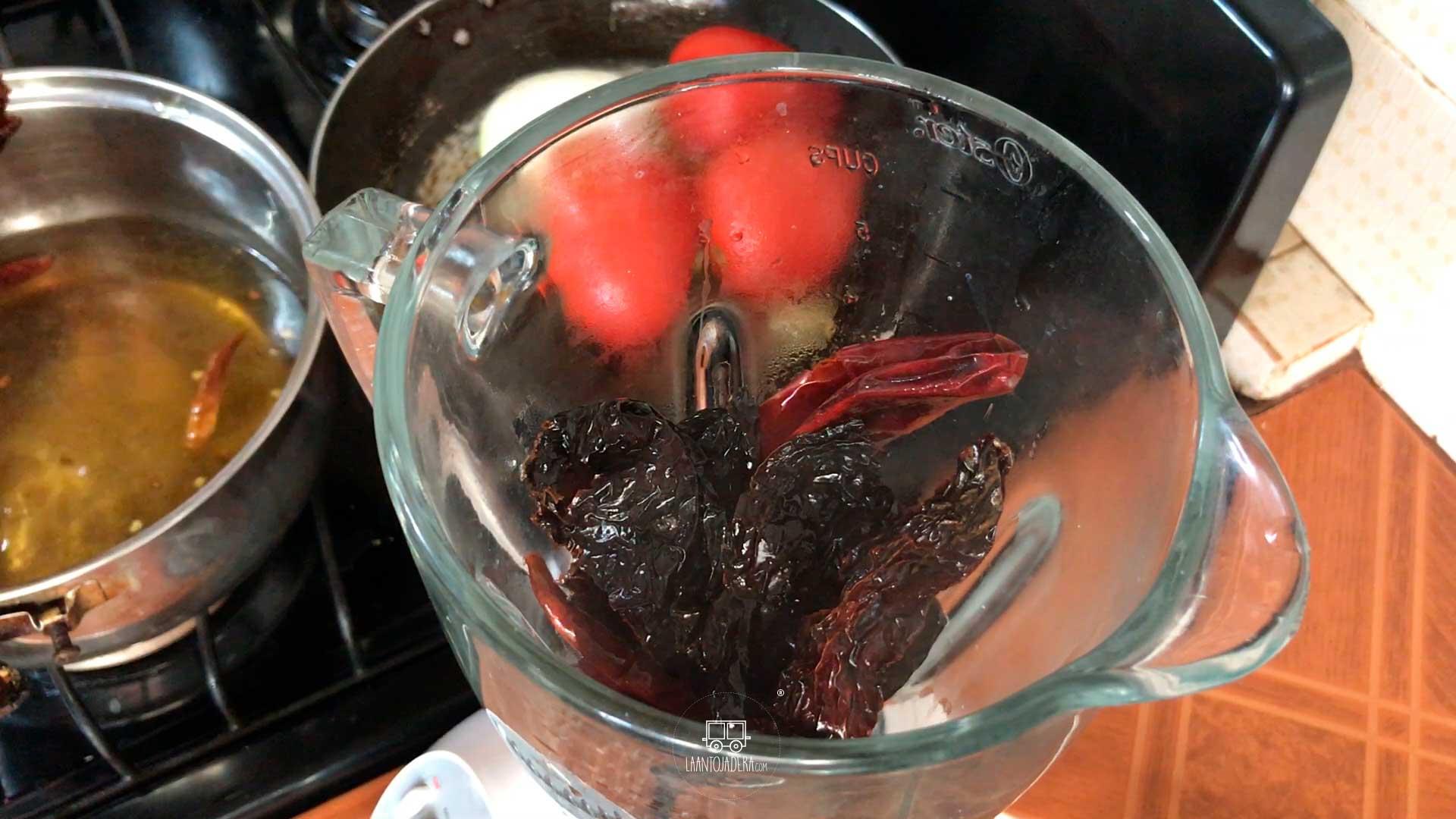 La Antojadera | Carne de Res en Adobo