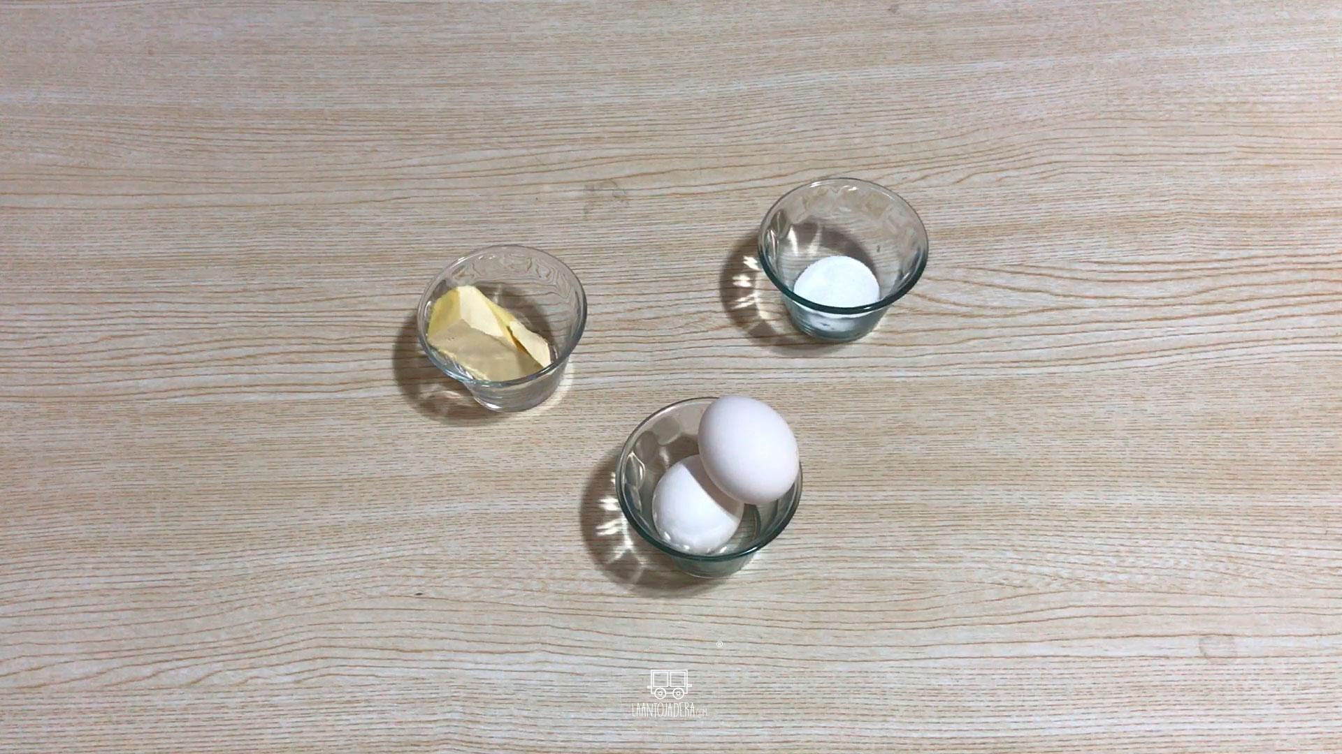 La Antojadera   Huevo Revuelto