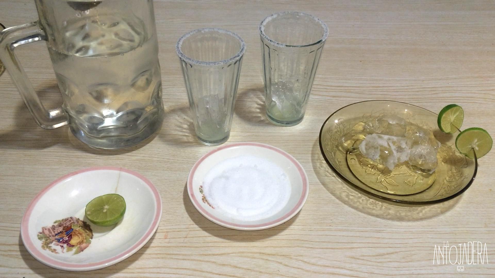 La Antojadera | Agua Mineral Preparada