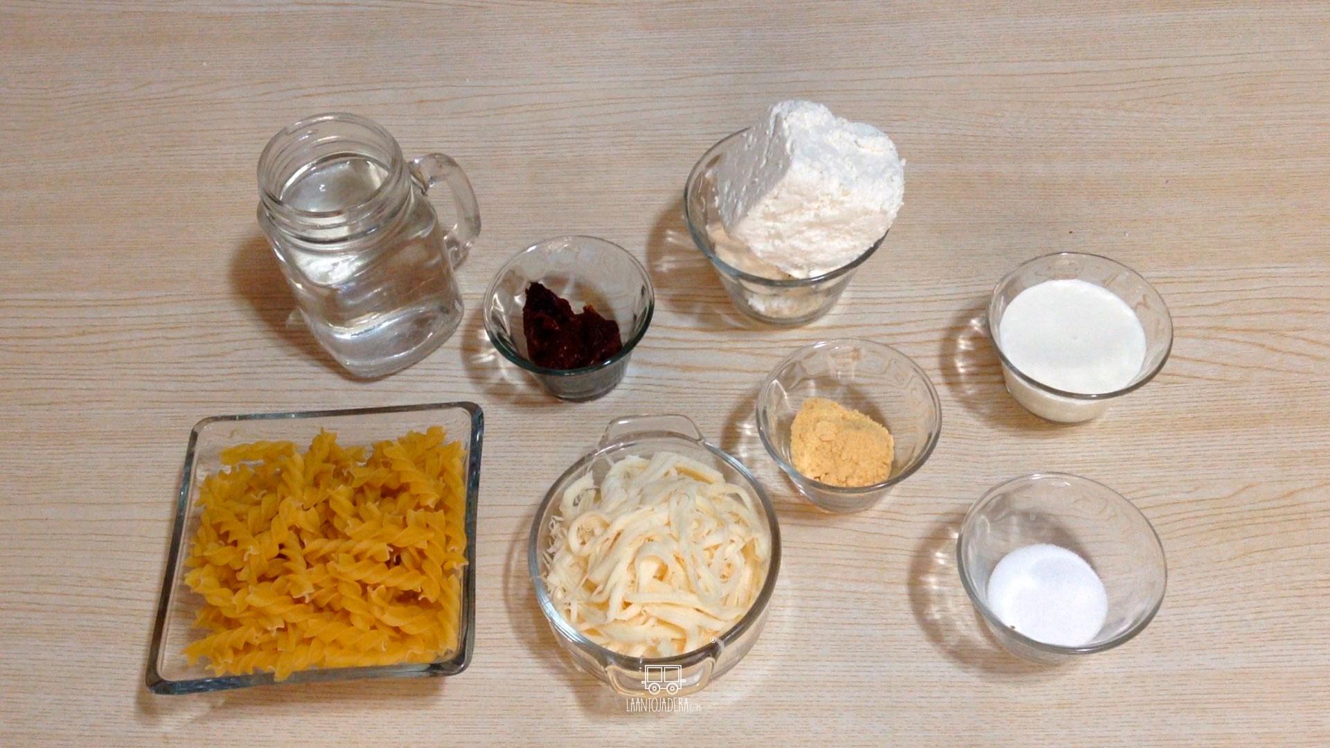 La Antojadera | Pasta al Chipotle
