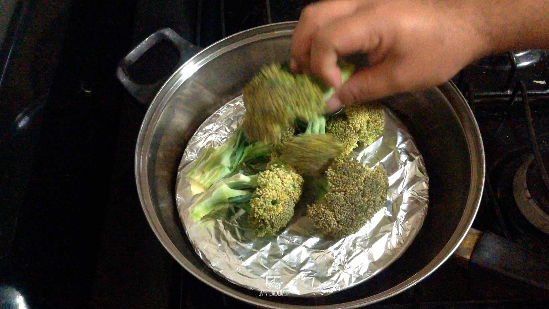 La Antojadera | Tortitas de Brocoli