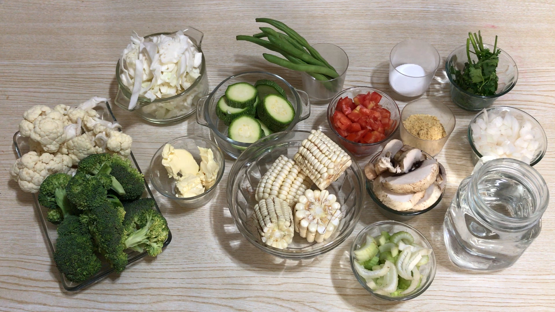 La Antojadera | Sopa de Verduras