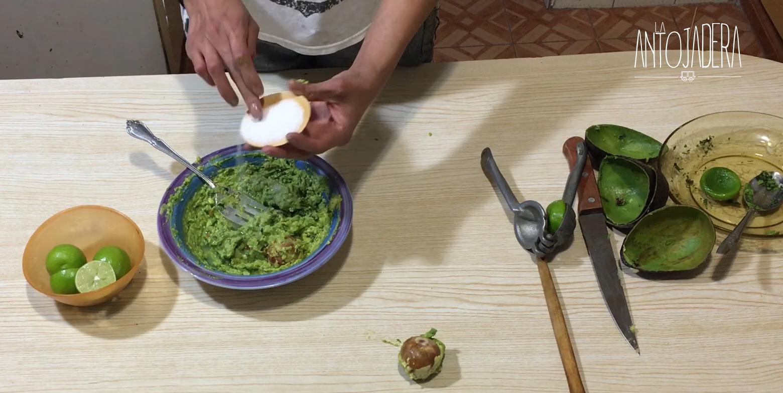 La Antojadera   Guacamole