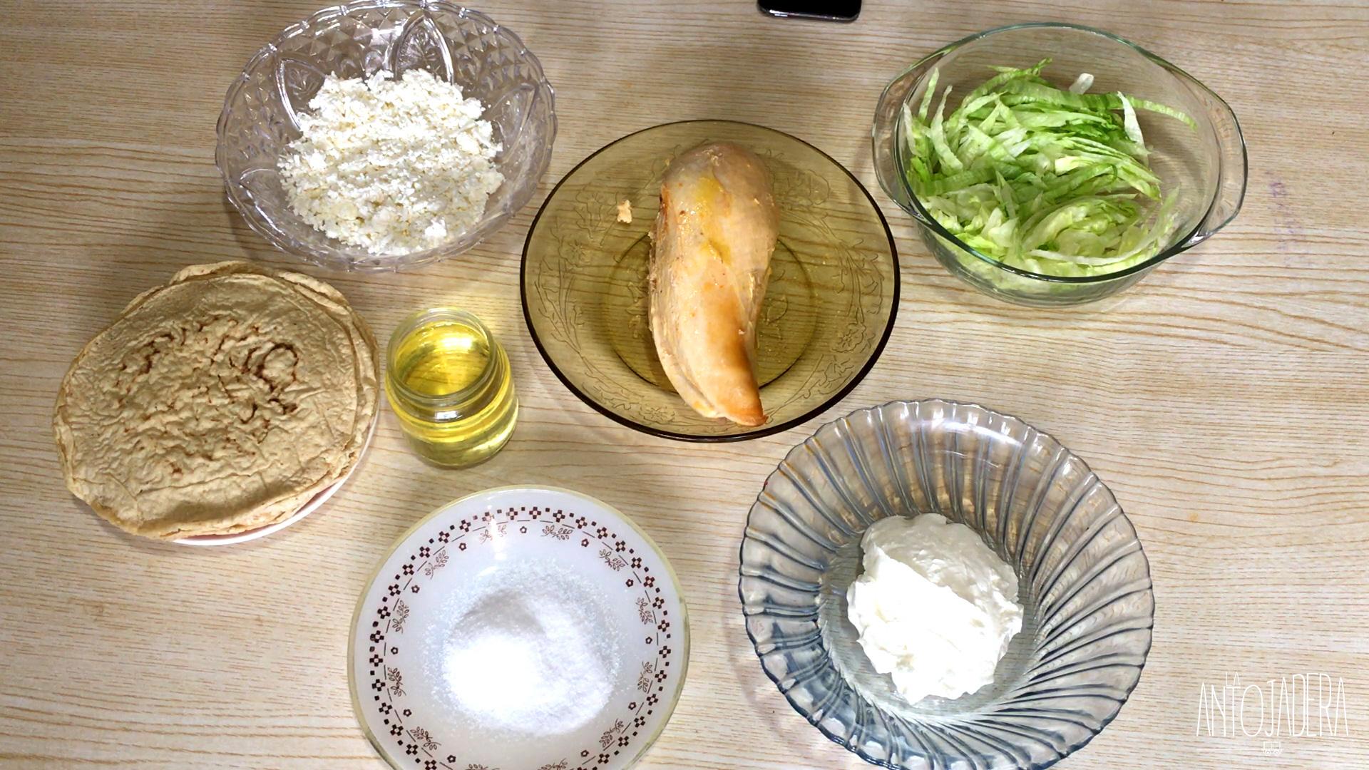 La Antojadera | Tacos Dorados de Pollo